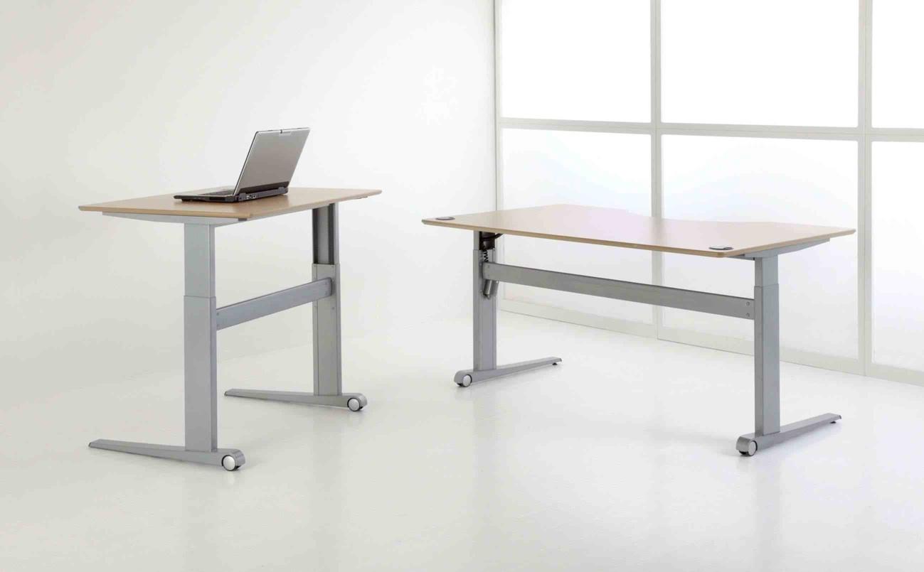 Регулируемый по высоте компьютерный стол 501-17-7s096 купить.